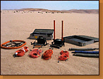 geophysical consulting instrument rental earthmaps, minerals interpretation evaluation of geophysical data, microlighting swakopmund namibia